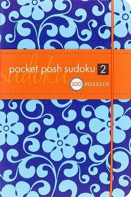 Pocket Posh Sudoku 2 book