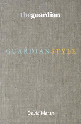 """Guardian"" Style by David Marsh"
