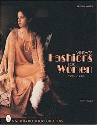 Vintage Fashions for Women by Kristina Harris