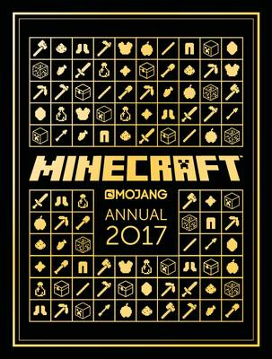 Minecraft Annual 2017 by Minecraft