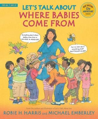 Let's Talk About Where Babies Come From book