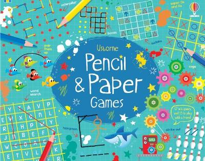 Pencil and Paper Games book