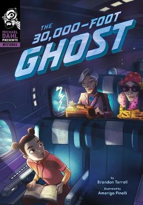 The 30,000 Foot Ghost by Brandon Terrell