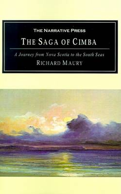 The Saga of Cimba by Richard Maury