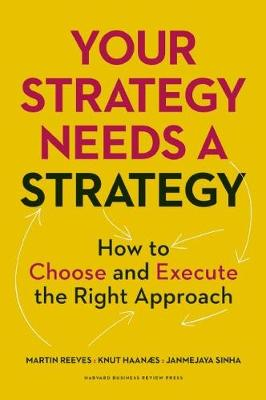 Your Strategy Needs a Strategy by Martin Reeves
