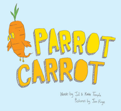 Parrot Carrot book