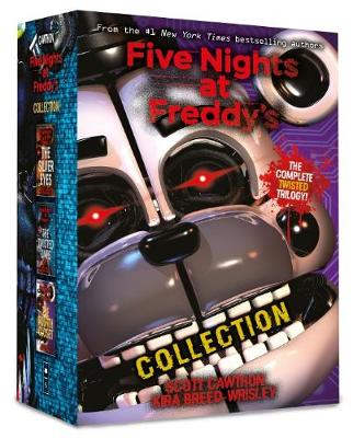 Five Nights at Freddy's Collection book