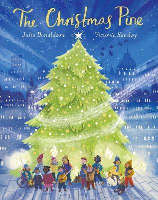 The Christmas Pine book