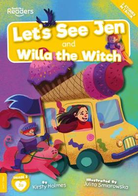 Let's See Jen And Willa The Witch book