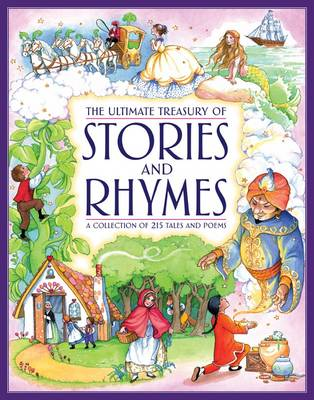 Ultimate Treasury of Stories and Rhymes by Nicola Baxter