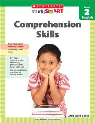 Comprehension Skills, Level 2 by Scholastic, Inc