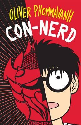 Con-Nerd by Oliver Phommavanh