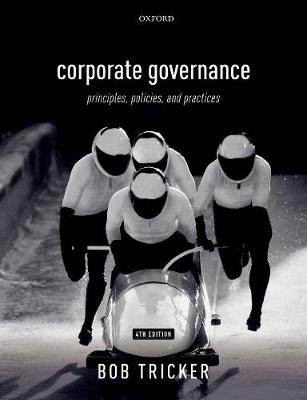 Corporate Governance: Principles, Policies, and Practices book