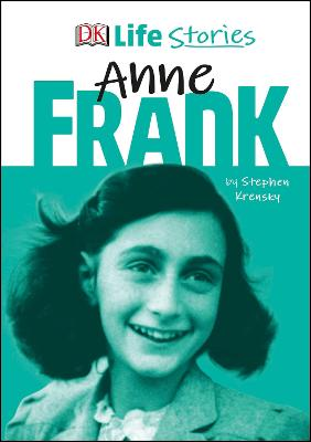 DK Life Stories Anne Frank book