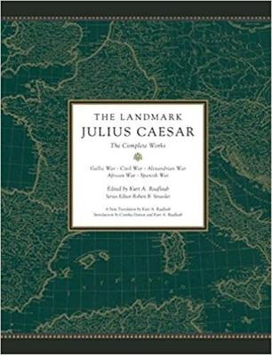 Landmark Julius Caesar by Robert B Strassler