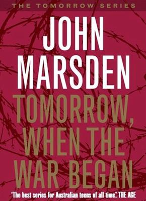 Tomorrow, When the War Began book