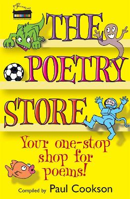 The Poetry Store by Paul Cookson