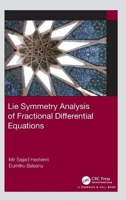Lie Symmetry Analysis of Fractional Differential Equations book