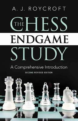 Chess Endgame Study by A.J. Roycroft
