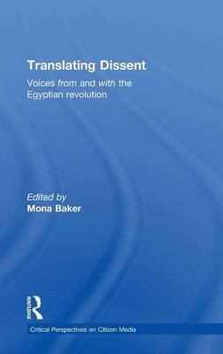 Translating Dissent by Mona Baker