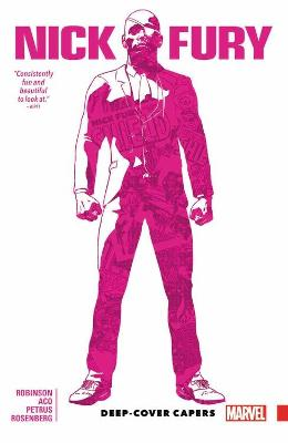 Nick Fury: Deep-cover Capers by James Robinson