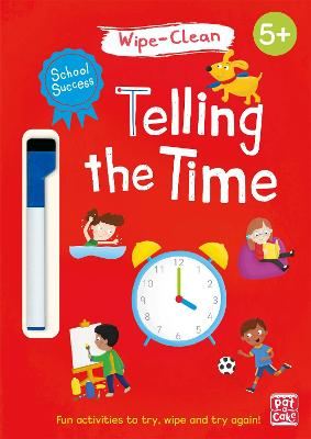 School Success: Telling the Time book