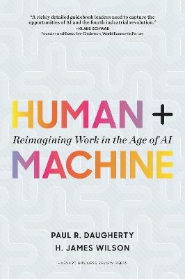 Human + Machine by H. James Wilson