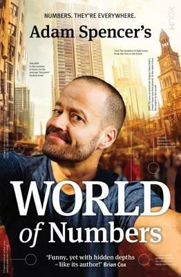 Adam Spencer's World of Numbers book