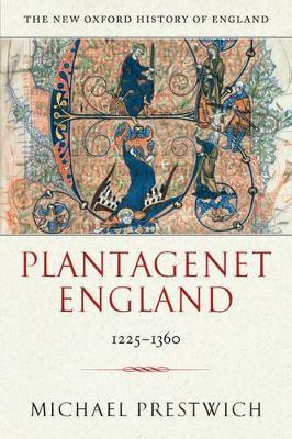 Plantagenet England by Michael Prestwich