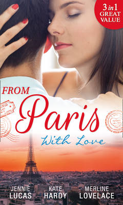 From Paris With Love by Jennie Lucas