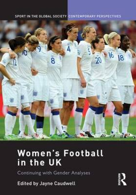 Women's Football in the UK book