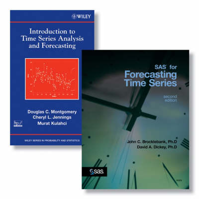 SAS System for Forecasting Time Series: AND Introduction to Time Series Analysis and Forecasting by Douglas C. Montgomery