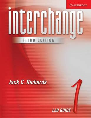 Interchange Lab Guide 1 book