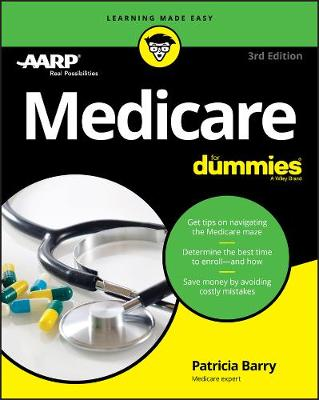 Medicare For Dummies by Patricia Barry