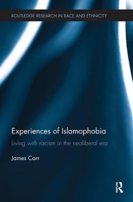 Experiences of Islamophobia book