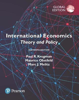 International Economics: Theory and Policy, Global Edition by Paul Krugman