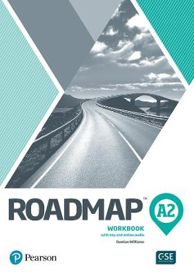 Roadmap A2 Workbook with Digital Resources by Damian Williams