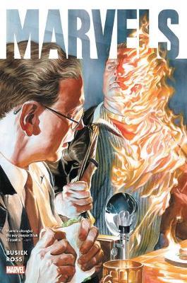 Marvels 25th Anniversary Hardcover Edition by Kurt Busiek