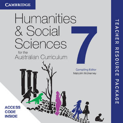 Humanities and Social Sciences for the Australian Curriculum Year 7 Teacher Resource (Card) by Kathleen Thomas