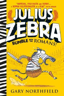 Julius Zebra: Rumble with the Romans! book