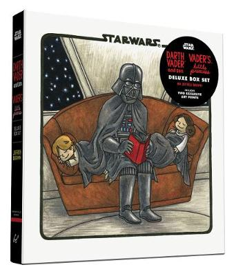 Darth Vader & Son / Vader's Little Princess Deluxe Box Set (includes two art prints) (Star Wars) by Jeffrey Brown