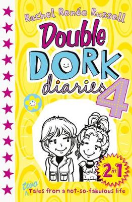Double Dork Diaries #4 by Rachel Renee Russell