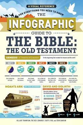 Infographic Guide to the Bible: The Old by Hillary Thompson