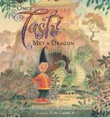 Once Tashi Met a Dragon book