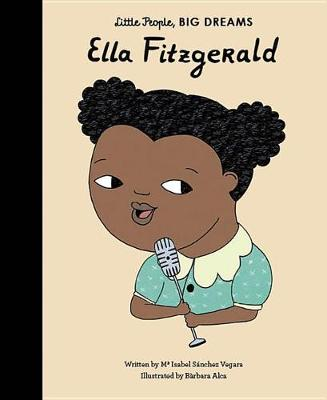 Ella Fitzgerald by Isabel Sanchez Vegara
