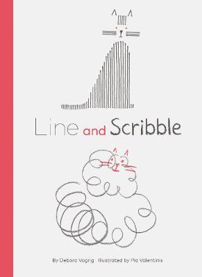 Line and Scribble book