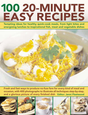 100 20 Minute Easy Recipes book