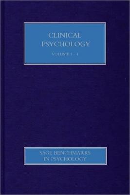 Clinical Psychology I by Michael Barkham