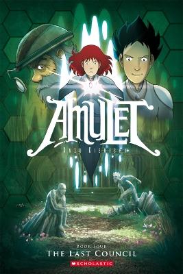 Amulet: #4 Last Council by Kazu Kibuishi