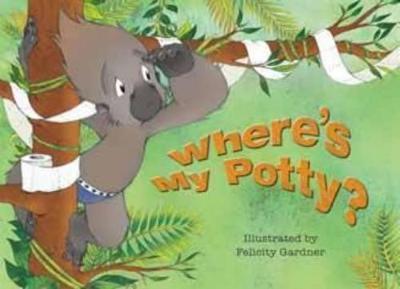 Where's My Potty? book